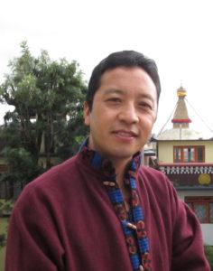 Dr Sherab Tenzin - Daknang